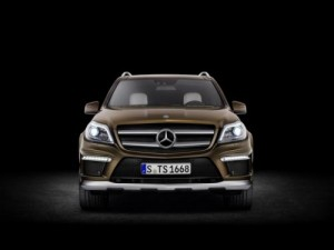 Mercedes Benz GL500 2013