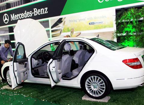 mercedes 250 BE 2012